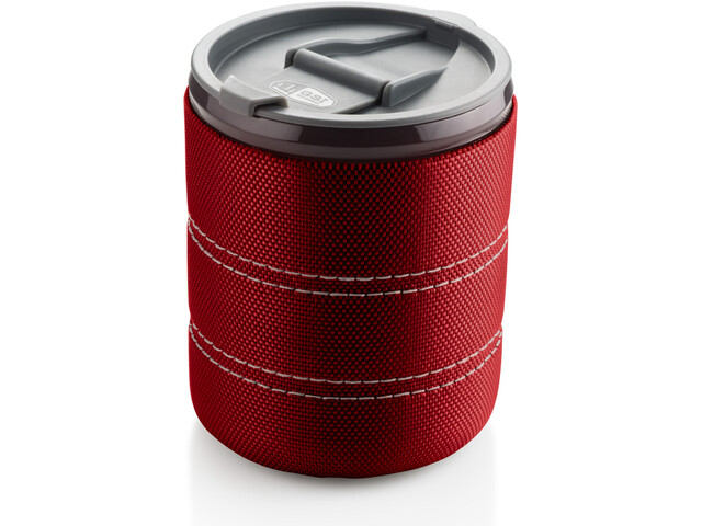 GSI Infinity Backpacker Taza 500ml, red